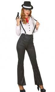 Bilde av Gangster Lady kostyme