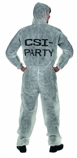CSI Party kostyme