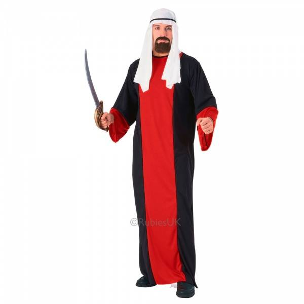 Ali Baba sheik kostyme