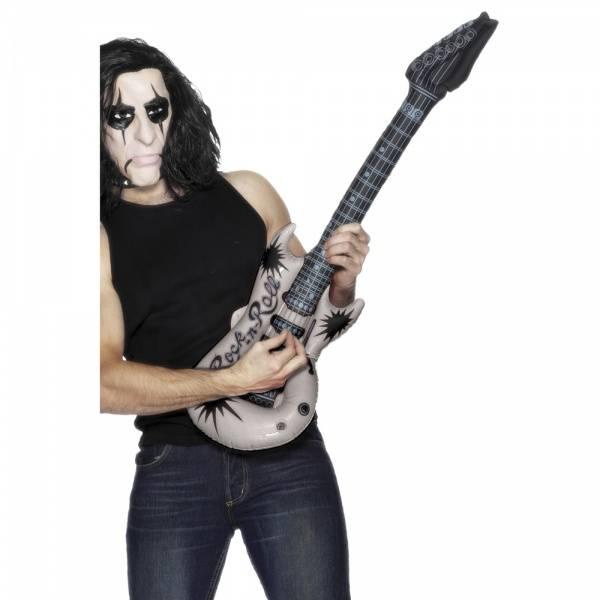 Oppblåsbar Rock gitar