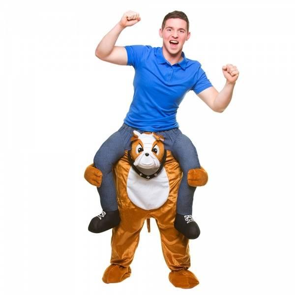 Carry Me Bulldog kostyme