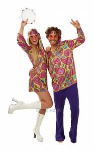 Bilde av 70's Hippie girl - kostyme