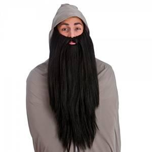 Bilde av Langt svart skjegg