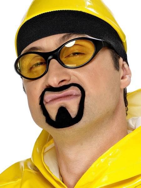 Rapper bart/skjegg