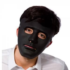 Bilde av Robot maske sort