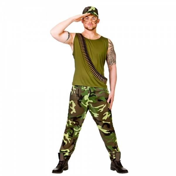 Army Guy kostyme