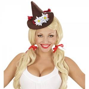 Bilde av Mini Bavarian hatt brun