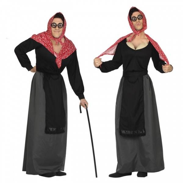 Bestemor kostyme