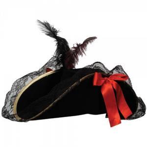 Bilde av Pirat hatt deluxe