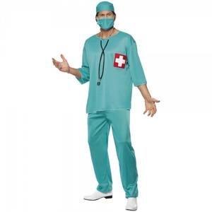 Bilde av Dr. Scrubs kostyme