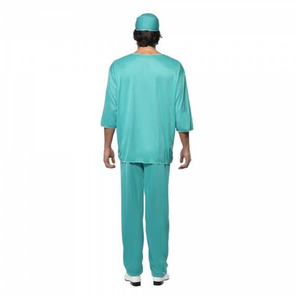 Dr. Scrubs kostyme