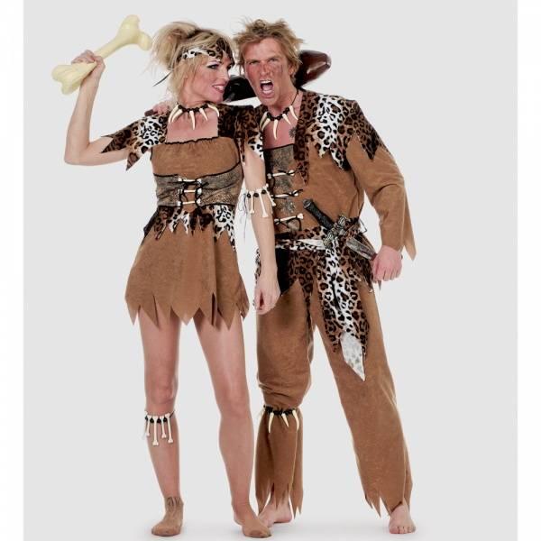 Huleboer mann - kostyme