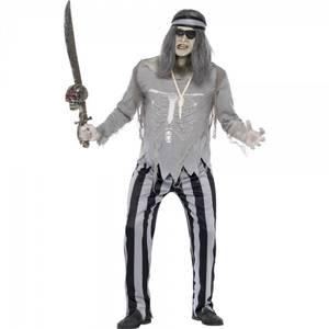Bilde av Ghost Ship Pirate kostyme