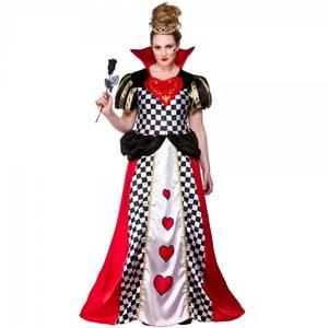 Bilde av Queen of Hearts kostyme