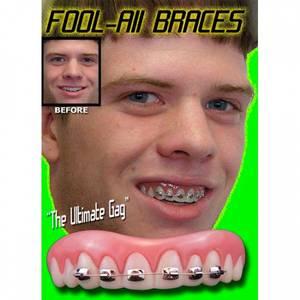 Bilde av Fool's All Braces løstenner