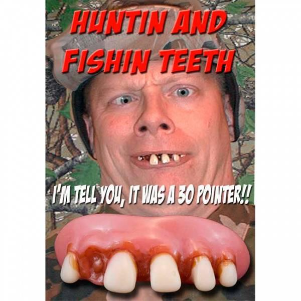 Huntin'N Fishing løstenner
