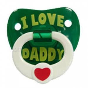 Bilde av I Love Daddy - narresmokk