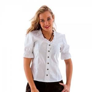 Bilde av Hvit bluse -  kostyme