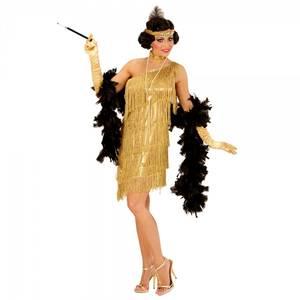 Bilde av Flapper gull kostyme