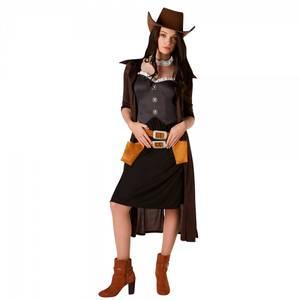 Bilde av Gunslinger Lady kostyme inkl.