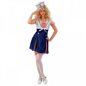 Bilde av Sailor Dress - kostyme