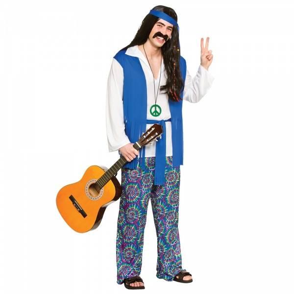 Groovy Hippie - kostyme