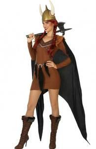 Bilde av Viking Woman kostyme