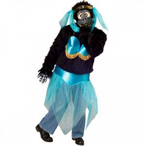 Bilde av Harem Gorilla kostyme