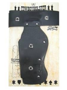 Bilde av Svart pistolbelte