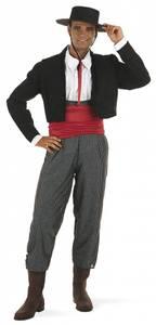 Bilde av Deluxe Spanish Man - kostyme