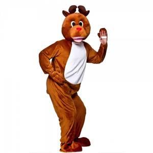Bilde av Reindeer Mascot kostyme