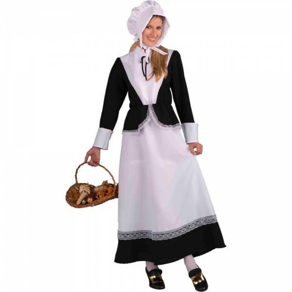 Pilgrim Woman kostyme