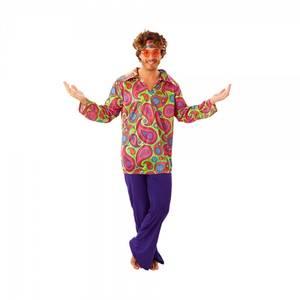 Bilde av 70's Hippie Guy - kostyme