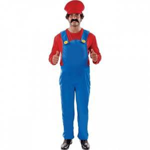 Bilde av Super Mario kostyme