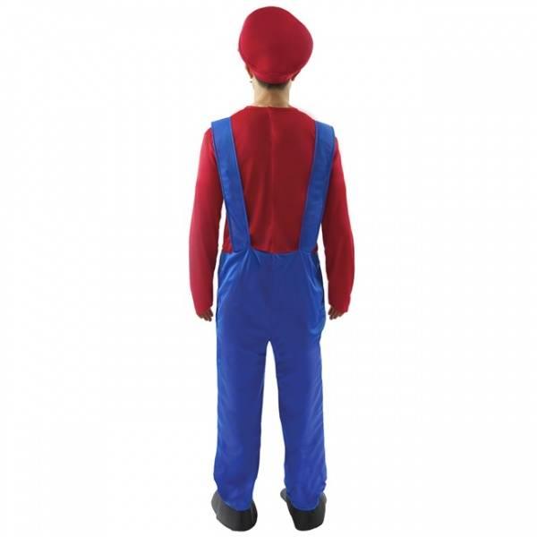 Super Mario kostyme