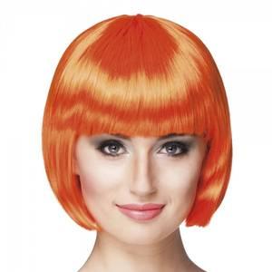 Bilde av Cabaret parykk orange