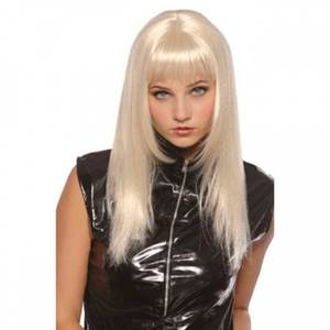 Bilde av Spicy blond parykk