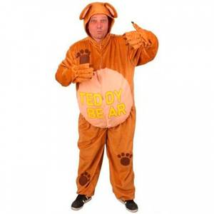 Bilde av Frekk Teddy Bear kostyme