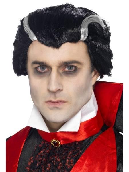 Vampyr parykk herre