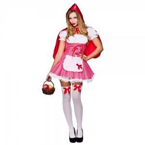 Bilde av Sexy Rødhette kostyme