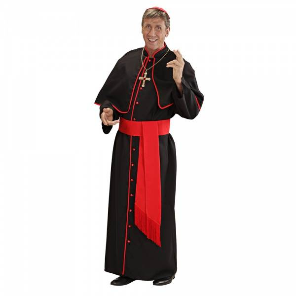 Cardinal kostyme