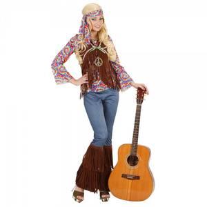 Bilde av Psychedelic Hippie - kostyme
