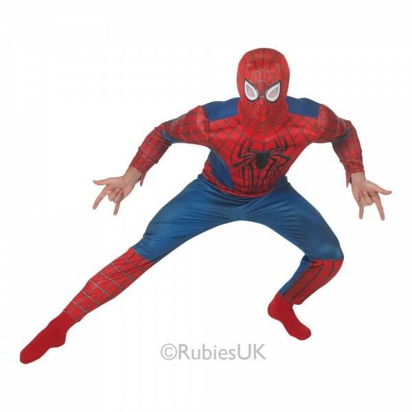 Spider-Man 2 Deluxe kostyme