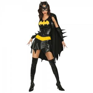 Bilde av Sexy Batgirl kostyme