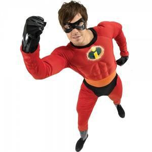 Bilde av Mr. Incredible Deluxe kostyme