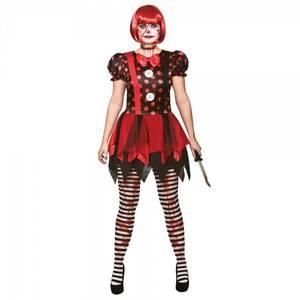Bilde av Horror Clown kostyme