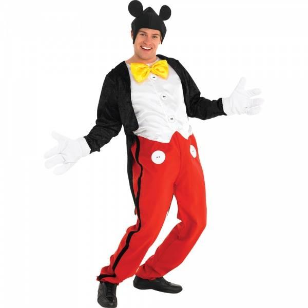 Mickey Mouse kostyme
