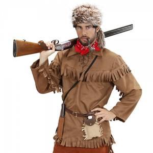 Bilde av Davy Crockett jakke og lue -
