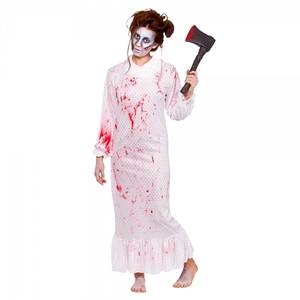 Bilde av Lady Zombie Nightmare kostyme