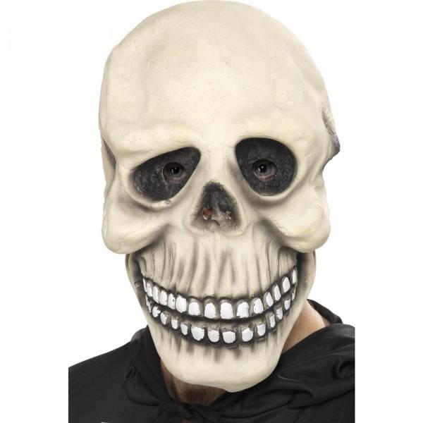 Skjelett maske